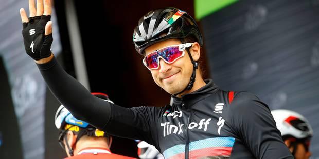 Tour de France : Peter Sagan remporte la deuxième étape, maillot à pois pour Stuyven - La Libre