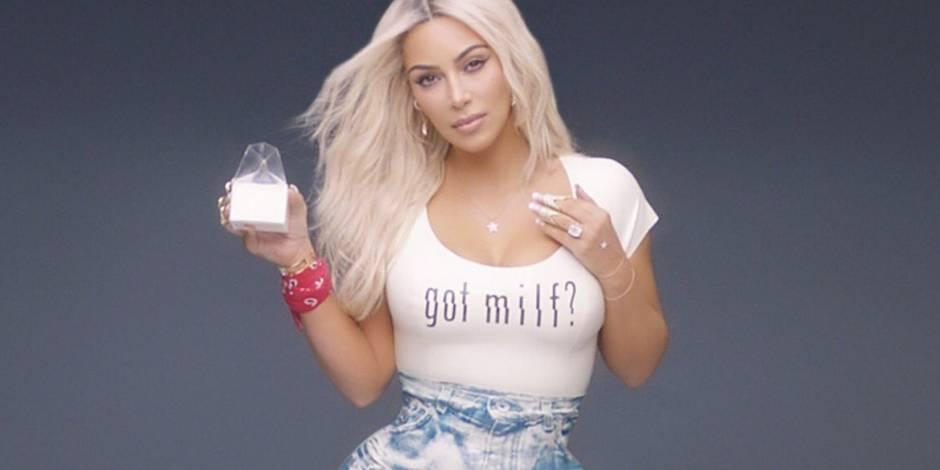 Le corps improbable de Kim Kardashian après avoir (encore) été photoshopé
