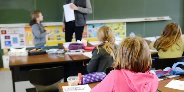 Liège: un nouveau groupe scolaire - La Libre
