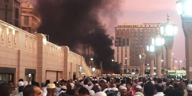 Le monde musulman indigné par un attentat dans la ville sainte de Médine - La Libre