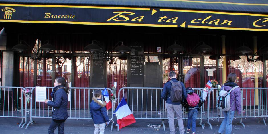 Un député belge l'affirme: 6 militaires en armes devant le Bataclan ne sont pas intervenus le soir des attaques