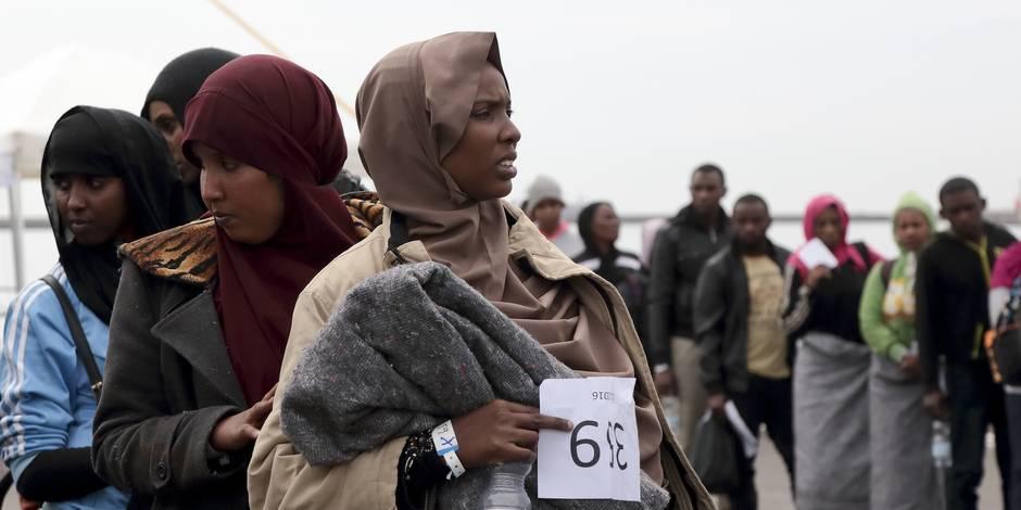 Migrants : les confessions d'un passeur érythréen font froid dans le dos - La Libre
