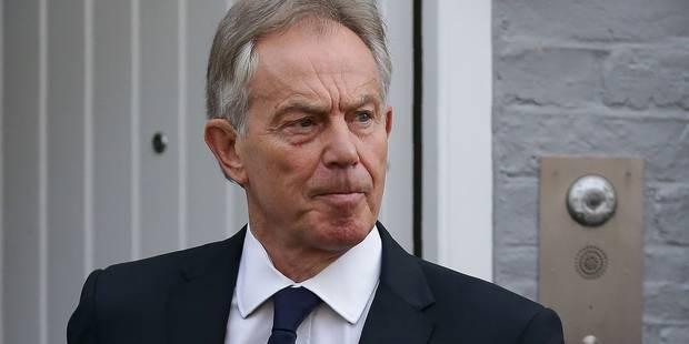 Le Royaume-Uni a décidé d'envahir l'Irak de manière prématurée en 2003 - La Libre