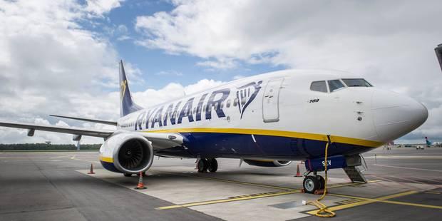 Ryanair perquisitionné dans 6 aéroports allemands - La Libre