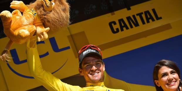 Tour de France: le Belge Greg Van Avermaet s'offre l'étape et le jaune! - La Libre