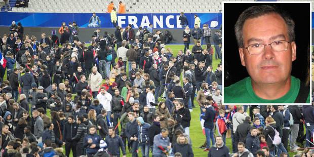 """Le destin tragique de Manuel Dias, victime des attentats au Stade de France: """"Tu auras une place privilégiée pour voir l..."""