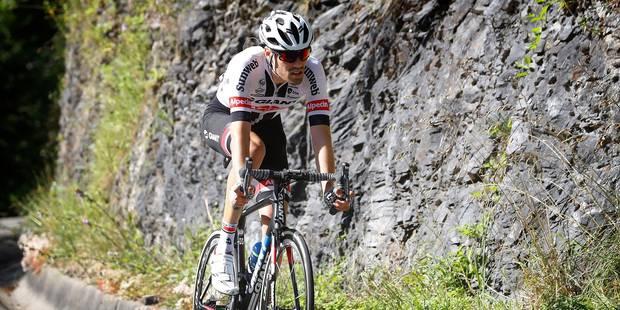 9e étape du Tour de France: Tom Dumoulin s'impose dans des conditions dantesques - La Libre