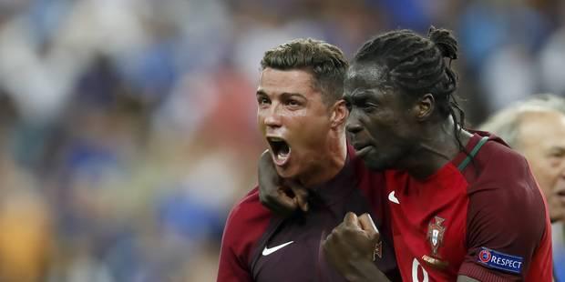 """Cristiano Ronaldo: """"C'est un trophée pour tous les Portugais"""" - La Libre"""