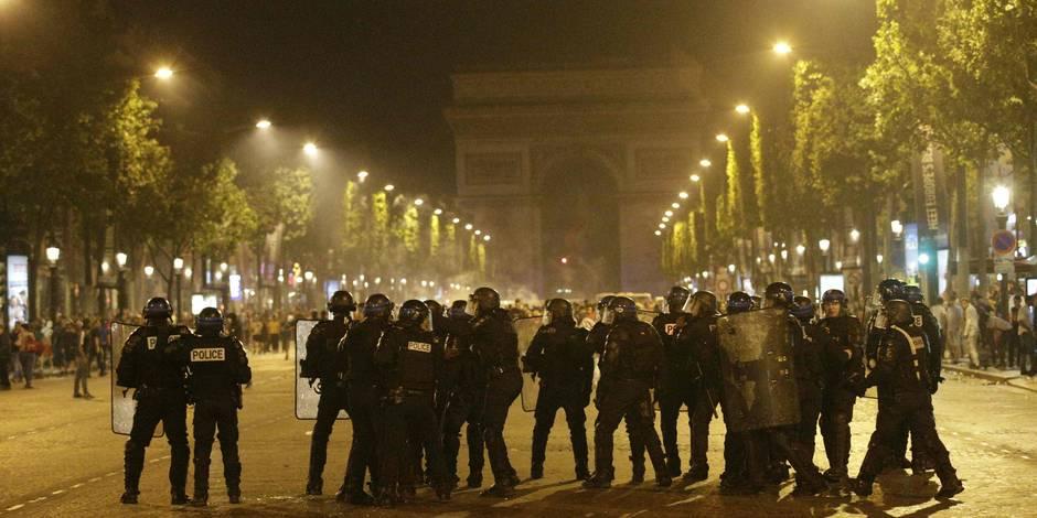 Euro: 1.550 interpellations et 59 condamnations à des peines de prison ferme