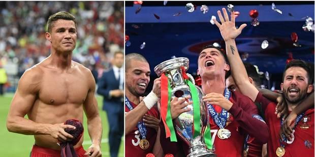 Ronaldo, l'ego et les abdos (PORTRAIT) - La Libre