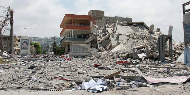 Il y a 10 ans, au Liban du Sud: Tu te réveilles et c'est la guerre - La Libre