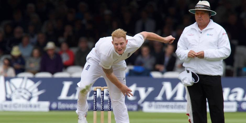 Investec Test Match - England Vs New Zealand - Day Two