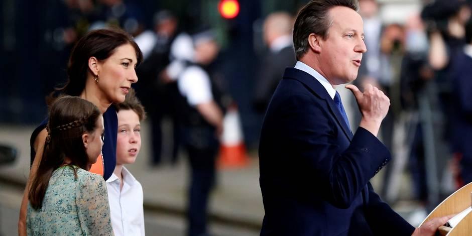 David Cameron tire sa révérence: quel bilan tirer de ses 6 années au pouvoir? - La Libre