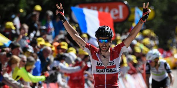 14 juillet belge sur le Tour: De Gendt s'offre le Ventoux devant Pauwels - La Libre