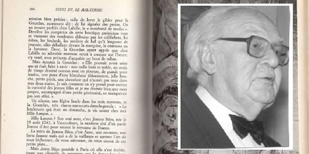 La mémoire de Jo Gérard au château d'Arbre: une excursion pour fêter la Belgique - La Libre