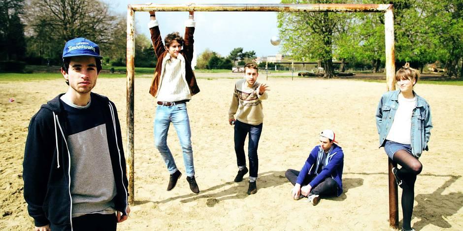 Italian Boyfriend, leur musique donne des ailes - La Libre