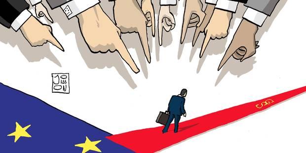 Comment empêcher Barroso de devenir lobbyiste - La Libre