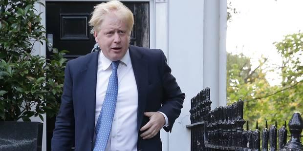 Faux départ de Boris Johnson pour Bruxelles: son jet atterrit en urgence à Londres - La Libre