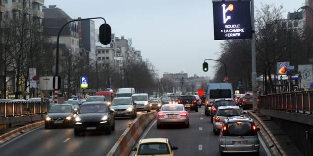Le tunnel Stéphanie à Ixelles est rouvert - La Libre