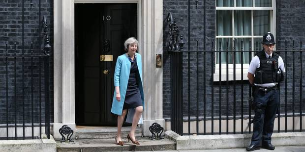 Theresa May emménagera au numéro... 11, Downing Street - La Libre