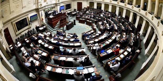Des lois antiterrorisme votées dans la précipitation d'avant les congés? - La Libre