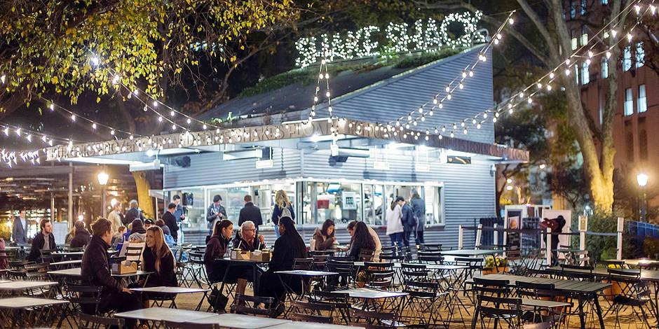 Et Shake Shack réinventa le burger - La Libre
