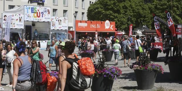 Des Francofolies sous haute surveillance - La Libre