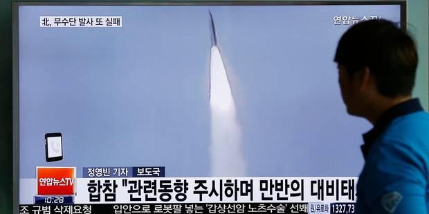 La Corée du Nord affirme avoir simulé des frappes nucléaires sur la Corée du Sud - La Libre