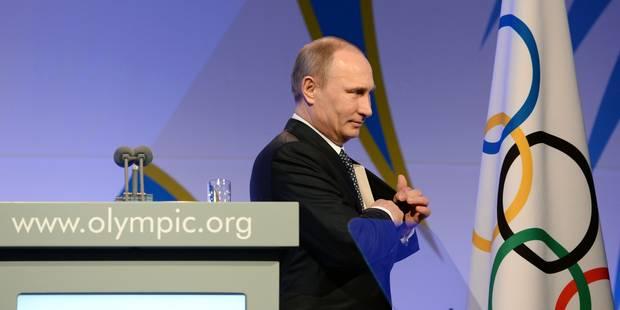 JO 2016 : la Russie dévoile une sélection de 387 sportifs pour Rio malgré les risques d'exclusion - La Libre