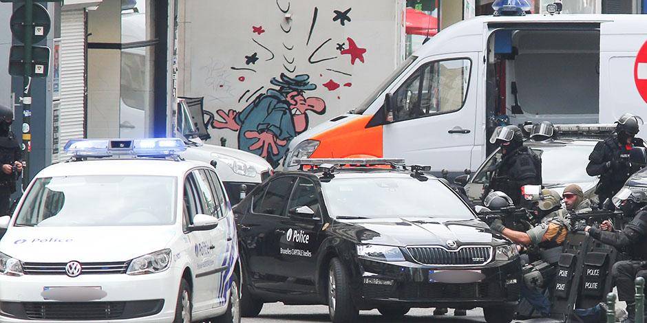 Fausse alerte dans le centre de Bruxelles : le jeune homme suspecté étudiait les ondes et les radiations