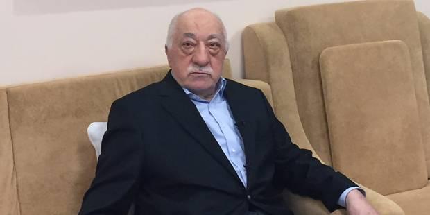 Turquie: Gülen, exilé aux Etats-Unis, a été privé de... sa pension de retraite - La Libre