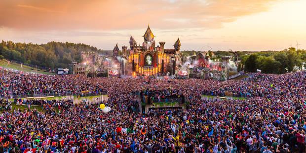C'est parti pour une nouvelle édition de Tomorrowland ! (VIDEO) - La Libre