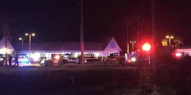 """Fusillade dans une boîte de nuit en Floride : """"pas un acte terroriste"""", les victimes avaient 14 et 18 ans - La Libre"""