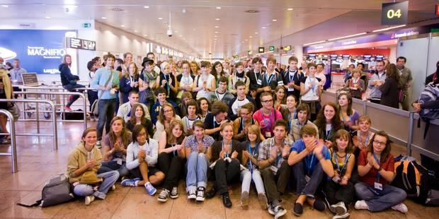 L'immersion à l'étranger durant les études secondaires séduit les jeunes - La Libre