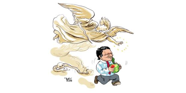 Pourquoi l'Europe doit sanctionner Barroso - La Libre