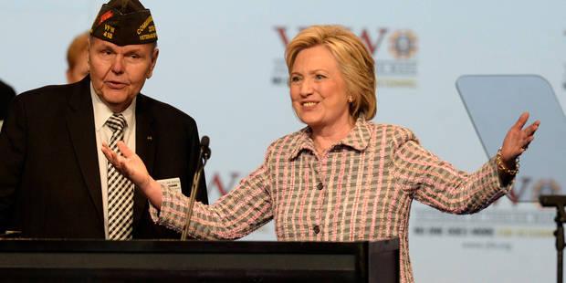 Clinton (presque) candidate des démocrates à la Maison Blanche - La Libre