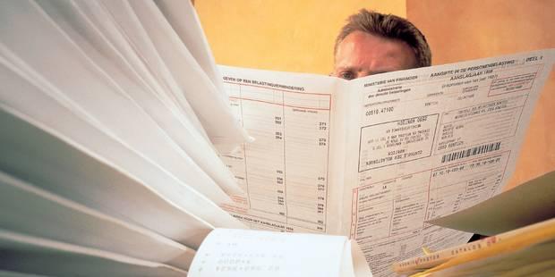 Les Belges à la 2e place européenne des salariés les plus taxés - La Libre