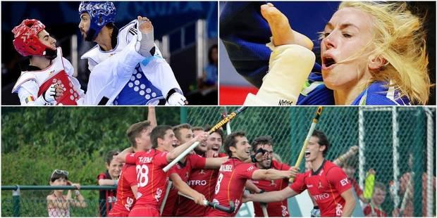 JO: les plus belles chances de médailles belges - La Libre