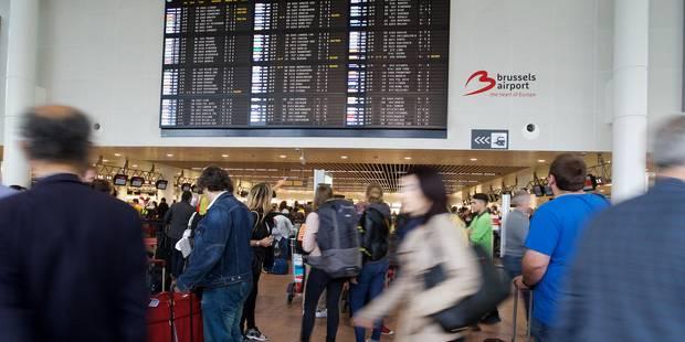 Journée record avec 90.000 passagers attendus vendredi à Brussels Airport - La Libre