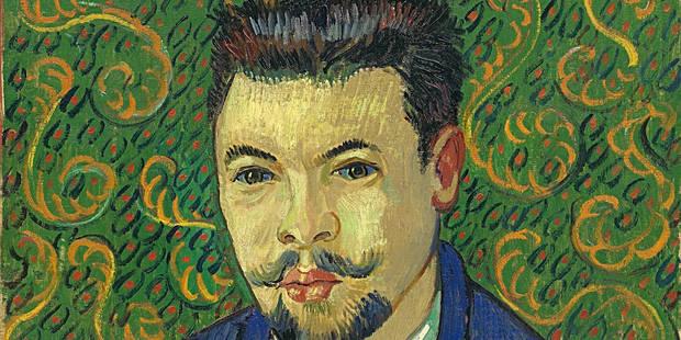 Du neuf sur la «folie» de Van Gogh - La Libre