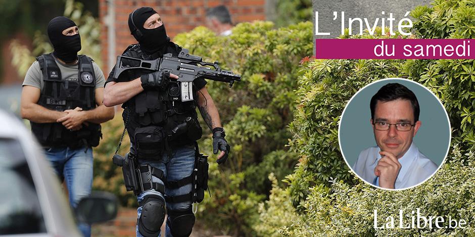 """""""Le plus souvent, un terroriste djihadiste est éduqué et a des perspectives professionnelles"""" - La Libre"""