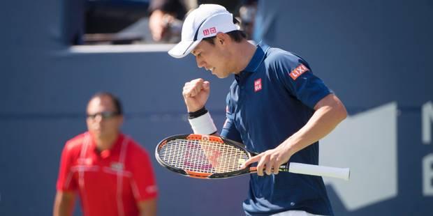 Toronto: Djokovic monte en puissance et retrouve Nishikori en finale - La Libre