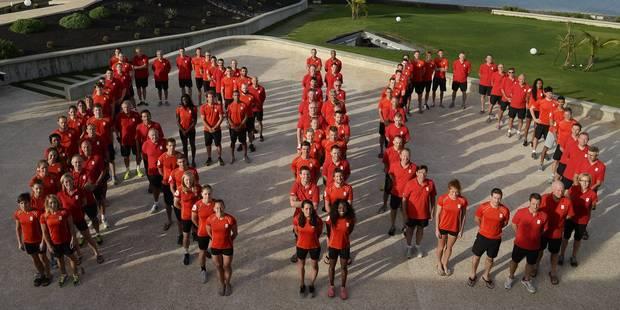 JO 2016 : malgré le sabotage, les appartements des athlètes belges étaient prêts à temps - La Libre