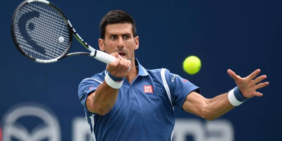 Toronto : Novak Djokovic décroche son 66e titre