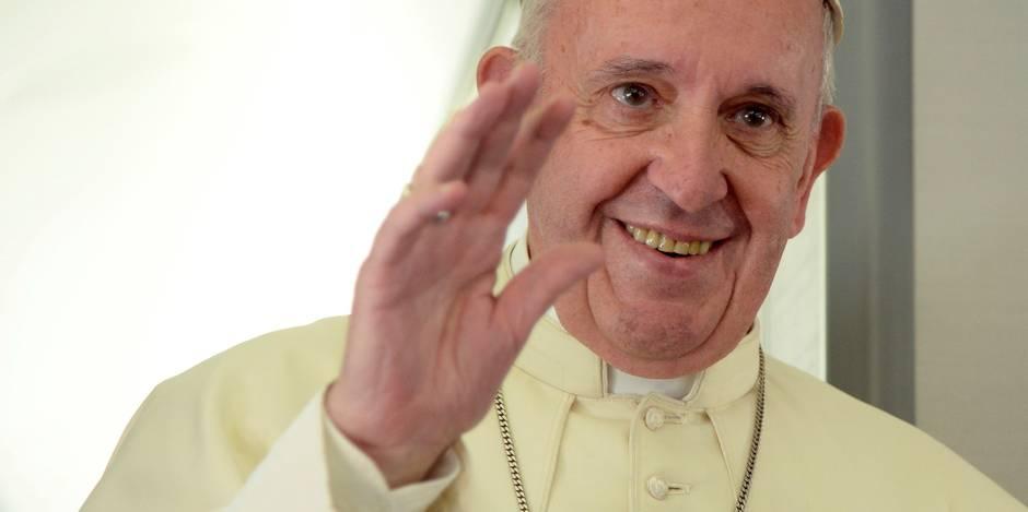 Le pape François refuse d'associer islam et violences