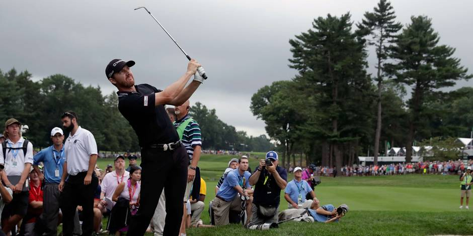 Golf: Jimmy Walker tutoie les étoiles