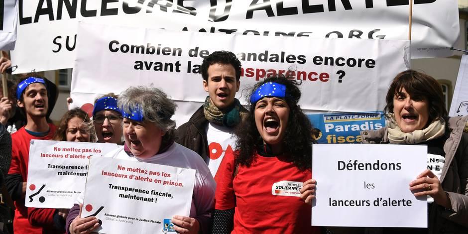 LuxLeaks: appel du parquet, les trois prévenus seront rejugés