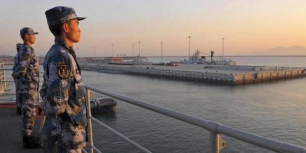 Différends maritimes: le Japon dénonce la politique du fait accompli de la Chine - La Libre