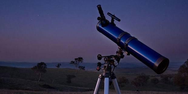 Les astronomes amateurs pourront admirer les 26e Nuits des étoiles du 6 au 14 août - La Libre