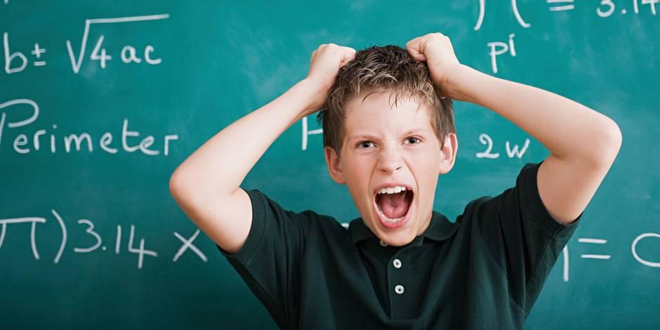 Les résultats en maths sont catastrophiques: comment améliorer le niveau des ados? - La Libre